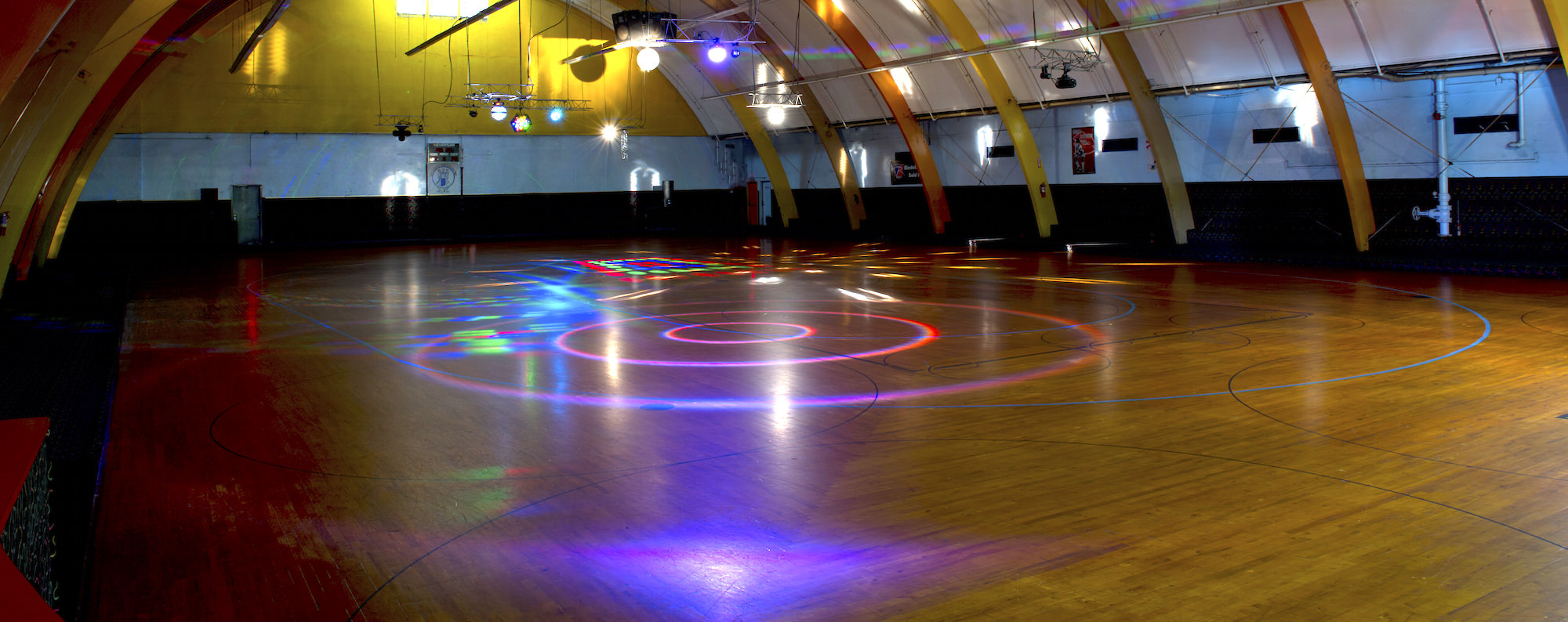 Roller skating rink long island