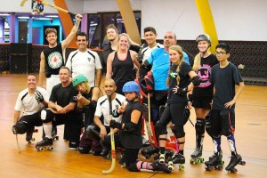 Skateworld San Diego Rink Hockey